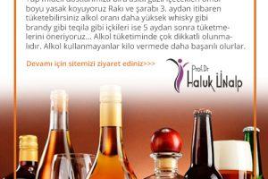 Obezite Ameliyati Sonrası Alkol Kullanımı Prof Dr Haluk ünalp
